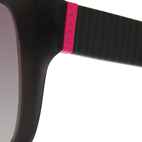 Buy Marc by Marc Jacobs MMJ287/S Square Sunglasses, Grey Online at johnlewis.com