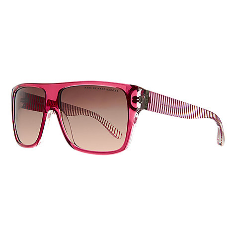 Buy Marc by Marc Jacobs MMJ 287/S Square Sunglasses Online at johnlewis.com
