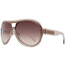 Buy Michael Kors MK 295 Oval Sunglasses Online at johnlewis.com