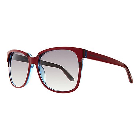 Buy Marc by Marc Jacobs MMJ329/S Square Sunglasses Online at johnlewis.com