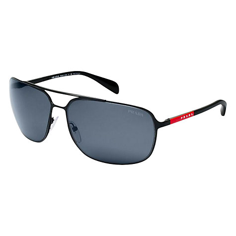 Buy Prada Linea Rossa PS540S Lifestyle Sunglasses Online at johnlewis.com