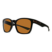 Buy Oakley OO9175 Garage Rock Rectangular Sunglasses Online at johnlewis.com