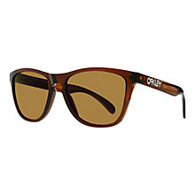 Buy Oakley OO9013 Frog Skin Square Sunglasses Online at johnlewis.com