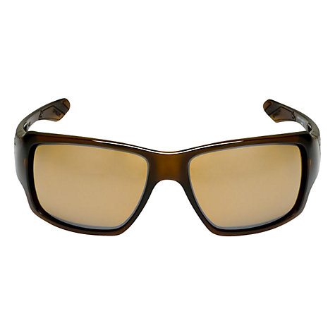 Buy Oakley OO9173 Big Taco Square Sunglasses Online at johnlewis.com