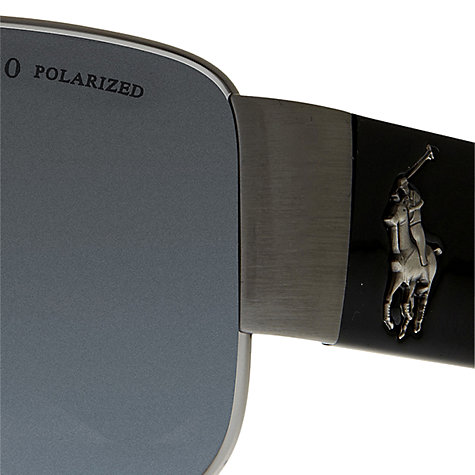 Buy Polo Ralph Lauren PH3072 Signature Sunglasses Online at johnlewis.com