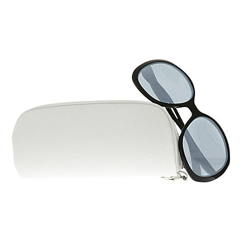 Buy Oakley OO9178 Backhand Round Sunglasses Online at johnlewis.com