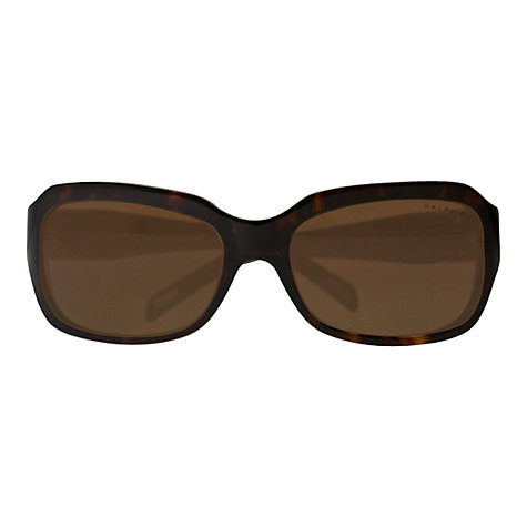 Buy Ralph Lauren RA5049 Rectangular Sunglasses Online at johnlewis.com