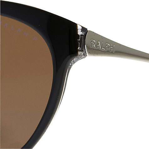 Buy Ralph Lauren RA5154 Contemporary Cat's Eye Sunglasses Online at johnlewis.com