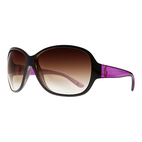 Buy Ralph Lauren RL8090 Big Pony Square Sunglasses Online at johnlewis.com
