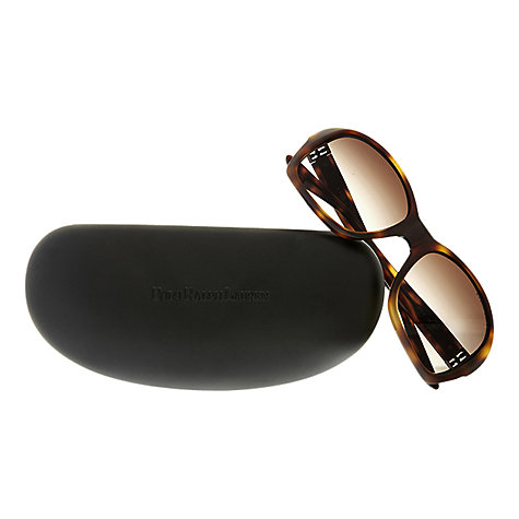 Buy Ralph Lauren RL8075B Western Square Sunglasses, Tortoise Online at johnlewis.com