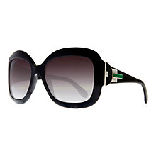 Buy Ralph Lauren RL8097B Square Sunglasses Online at johnlewis.com