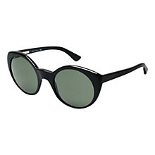 Buy Ralph Lauren RL8104 Oval Sunglasses Online at johnlewis.com