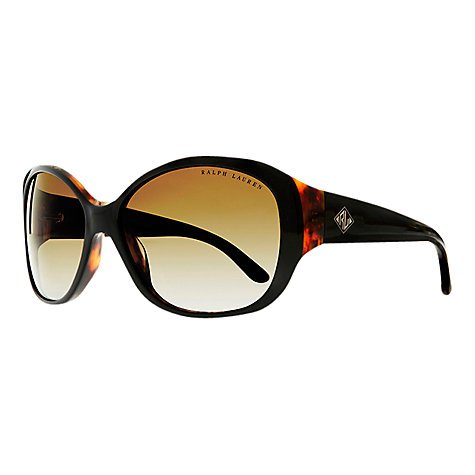 Buy Ralph Lauren RL8091 30's Glamour Sunglasses Online at johnlewis.com