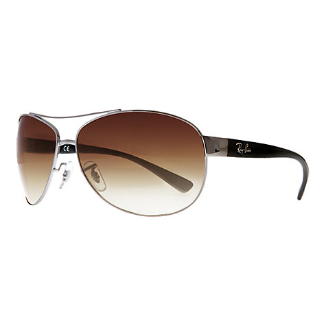 Buy Ray-Ban RB3386 Aviator Sunglasses Online at johnlewis.com