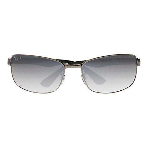 Buy Ray-Ban RB3478 Lifestyle Rectangular Sunglasses Online at johnlewis.com