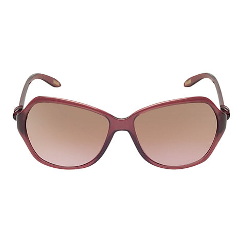 Buy Ralph Lauren RA5136 Oversize Knot Arm Detail Sunglasses, Rose Online at johnlewis.com