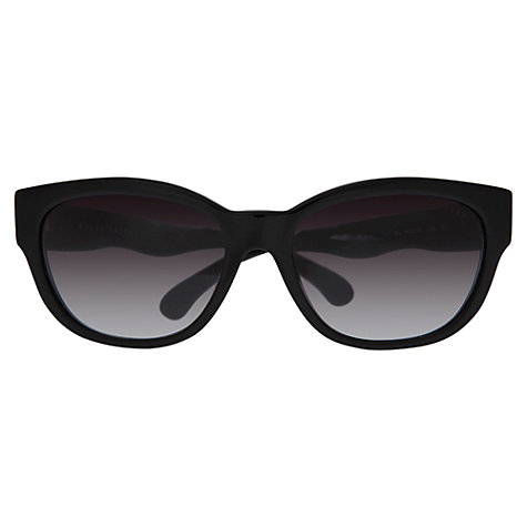 Buy Ralph Lauren RL8101 Rounded Cat's Eye Sunglasses Online at johnlewis.com