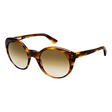 Buy Ralph Lauren RL8104 Alluse Oval Sunglasses Online at johnlewis.com