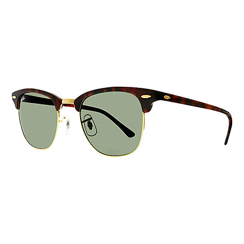 Buy Ray-Ban RB3016 Classic Clubmaster Sunglasses Online at johnlewis.com