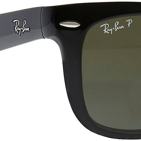 Buy Ray-Ban RB4105 Iconic Wayfarer Folding Sunglasses Online at johnlewis.com