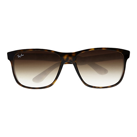 21d0ef6b65 Ray Ban Rb4181 Highstreet Square Sunglasses Light Havana « Heritage ...