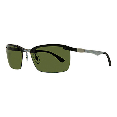Buy Ray-Ban RB8312 Carbon Fiber Semi-Rimless Tech Sunglasses Online at johnlewis.com