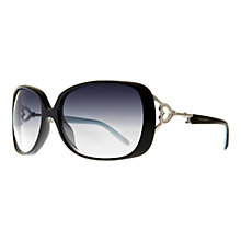 Buy Tiffany & Co TF4055B Key Heart Sunglasses Online at johnlewis.com