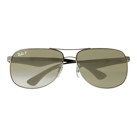 Buy Ray-Ban RB3502 Active Lifestyle Aviator Sunglasses Online at johnlewis.com
