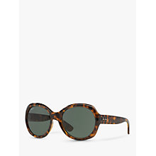 Buy Ray-Ban RB4191 Highstreet Round Sunglasses Online at johnlewis.com