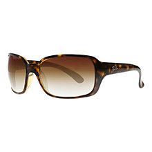 Buy Ray-Ban RB4068 Highstreet Square Sunglasses Online at johnlewis.com