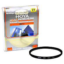 Buy Hoya UV Lens Filter, 77mm Online at johnlewis.com