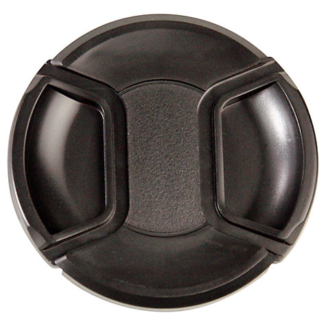Buy Hoya Phottix Lens Cap, 52mm Online at johnlewis.com