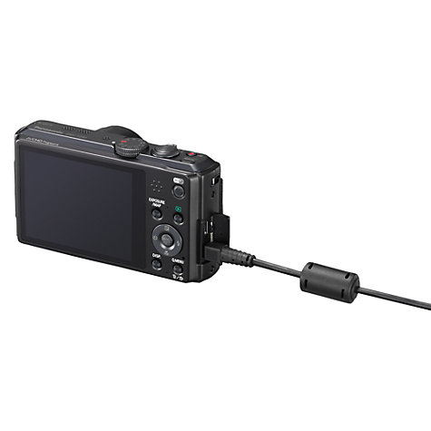 Buy Panasonic Lumix DMC-TZ40 Digital Camera, HD 1080p, 18.1MP, 20x Optical Zoom, Wi-Fi, NFC, GPS & GLONASS, 3 Touch Screen Online at johnlewis.com
