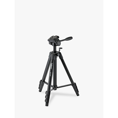 Buy Velbon EX-640 Tripod, Black Online at johnlewis.com