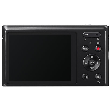 Buy Panasonic Lumix DMC-XS1 Digital Camera, HD 720p, 16.1MP, 5x Optical Zoom, 2.7 LCD Screen Online at johnlewis.com