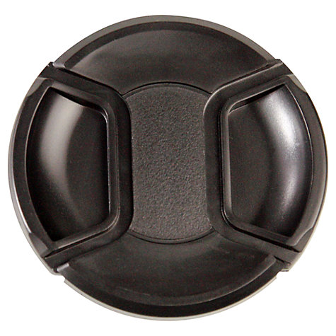 Buy Hoya Phottix Lens Cap, 58mm Online at johnlewis.com