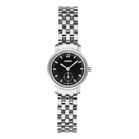 Buy Roamer Odeon Women's Stainless Steel Bracelet Watch Online at johnlewis.com