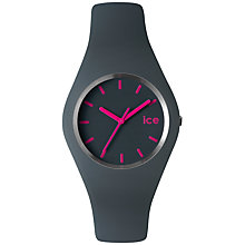 Buy Ice-Watch ICE Silicone Strap Unisex Watch Online at johnlewis.com
