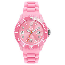 Buy Ice-Watch Ice Forever SI.PK.U.S.12 Silicone, Pink Online at johnlewis.com