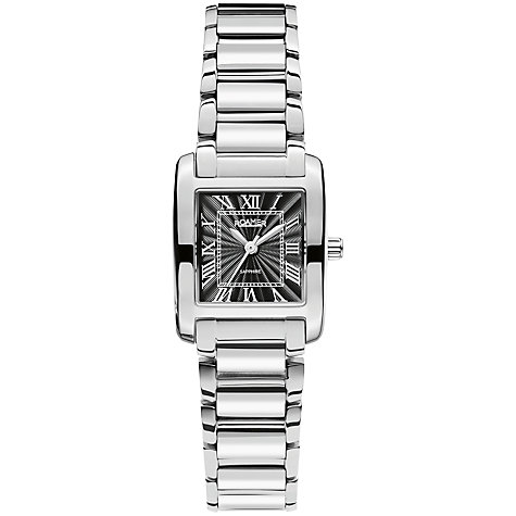 Buy Roamer Swiss Elegance 507845 41 53 50 Women's Stainless Steel Watch, Silver Online at johnlewis.com