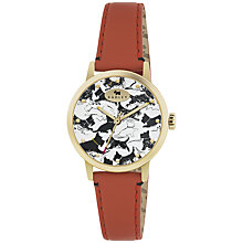 Buy Radley RY2116 Ladies' Watch, Red Online at johnlewis.com
