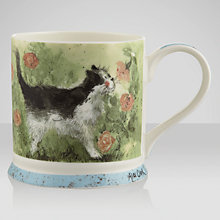 Buy Alex Cark for Queens Fragrance Mug Online at johnlewis.com