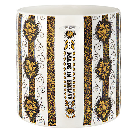 Buy Queens Noir Albion Mug Online at johnlewis.com