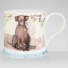 Buy Alex Clark by Queens Bunting Mug Online at johnlewis.com