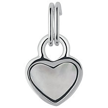 Buy Links of London Anniversary Heart Charms Online at johnlewis.com