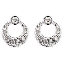 Buy Cachet London Moony Swarovski Crystal Earrings Online at johnlewis.com