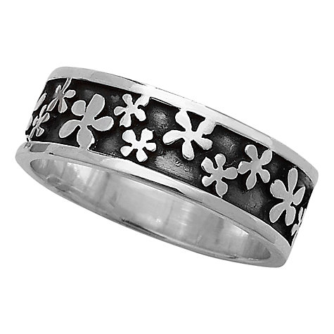 Buy Linda Macdonald Enchanted Silver Ring, N Online at johnlewis.com