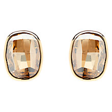 Buy Finesse Swarovski Crystal Large Clip Earrings Online at johnlewis.com