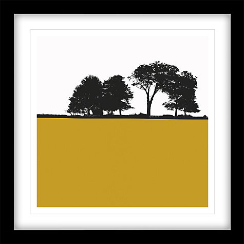 Buy Jacky Al-Samarraie - Brockhampton Framed Print, 54 x 54cm Online at johnlewis.com