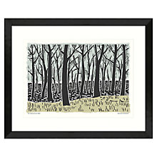 Buy Adelene Fletcher - The Enchanted Wood Framed Print, 63 x 79cm Online at johnlewis.com